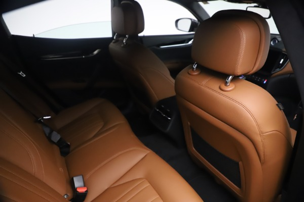 New 2021 Maserati Ghibli S Q4 for sale Call for price at Pagani of Greenwich in Greenwich CT 06830 25