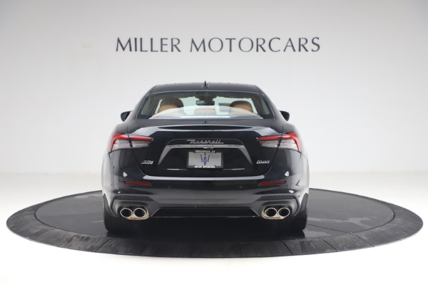New 2021 Maserati Ghibli S Q4 for sale Call for price at Pagani of Greenwich in Greenwich CT 06830 6