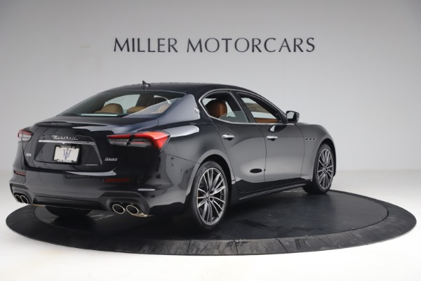New 2021 Maserati Ghibli S Q4 for sale Call for price at Pagani of Greenwich in Greenwich CT 06830 7