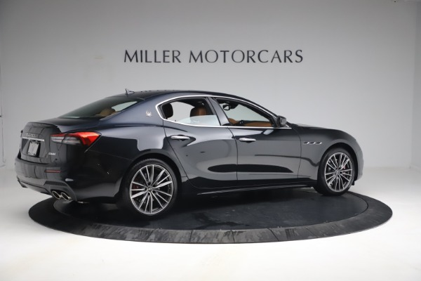 New 2021 Maserati Ghibli S Q4 for sale Call for price at Pagani of Greenwich in Greenwich CT 06830 8