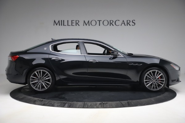New 2021 Maserati Ghibli S Q4 for sale Call for price at Pagani of Greenwich in Greenwich CT 06830 9
