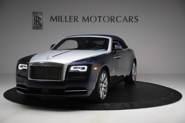 Used 2016 Rolls-Royce Dawn for sale $269,900 at Pagani of Greenwich in Greenwich CT 06830 12