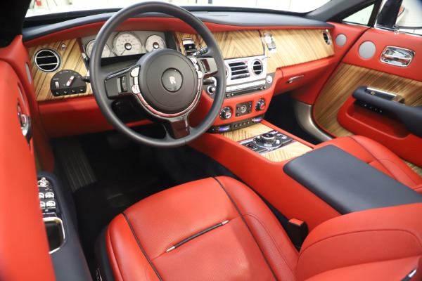 Used 2016 Rolls-Royce Dawn for sale $269,900 at Pagani of Greenwich in Greenwich CT 06830 18