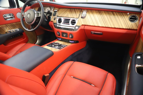 Used 2016 Rolls-Royce Dawn for sale $269,900 at Pagani of Greenwich in Greenwich CT 06830 19