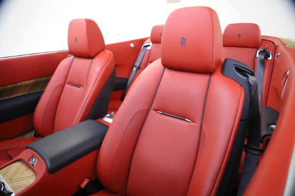 Used 2016 Rolls-Royce Dawn for sale $269,900 at Pagani of Greenwich in Greenwich CT 06830 20