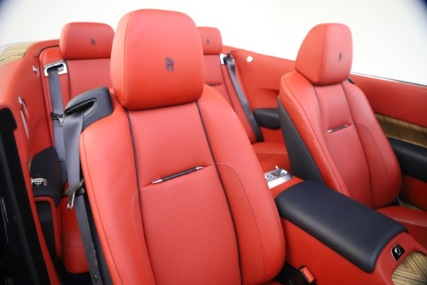 Used 2016 Rolls-Royce Dawn for sale $269,900 at Pagani of Greenwich in Greenwich CT 06830 21