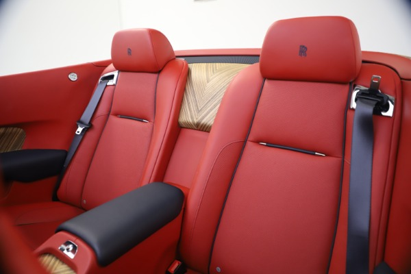 Used 2016 Rolls-Royce Dawn for sale $269,900 at Pagani of Greenwich in Greenwich CT 06830 22
