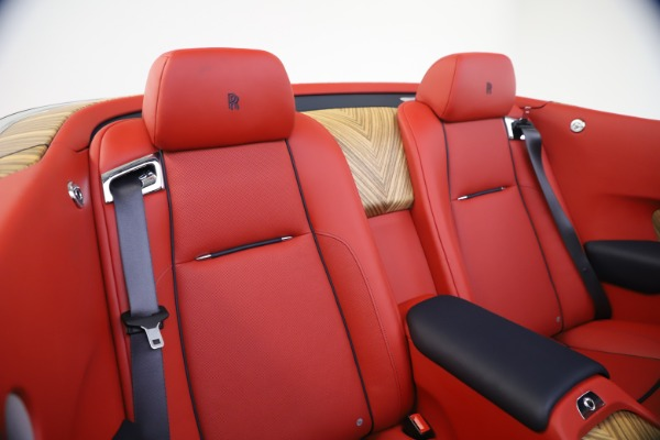 Used 2016 Rolls-Royce Dawn for sale $269,900 at Pagani of Greenwich in Greenwich CT 06830 23