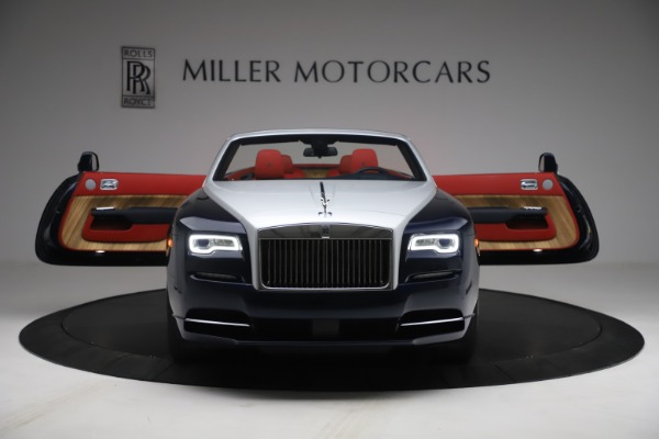 Used 2016 Rolls-Royce Dawn for sale $269,900 at Pagani of Greenwich in Greenwich CT 06830 28
