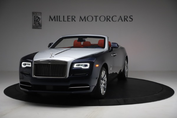 Used 2016 Rolls-Royce Dawn for sale $269,900 at Pagani of Greenwich in Greenwich CT 06830 1