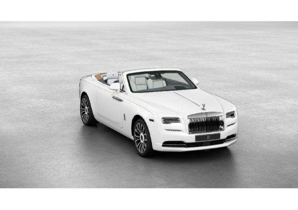 New 2021 Rolls-Royce Dawn for sale Sold at Pagani of Greenwich in Greenwich CT 06830 2