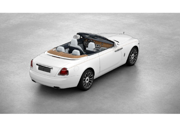 New 2021 Rolls-Royce Dawn for sale Sold at Pagani of Greenwich in Greenwich CT 06830 3