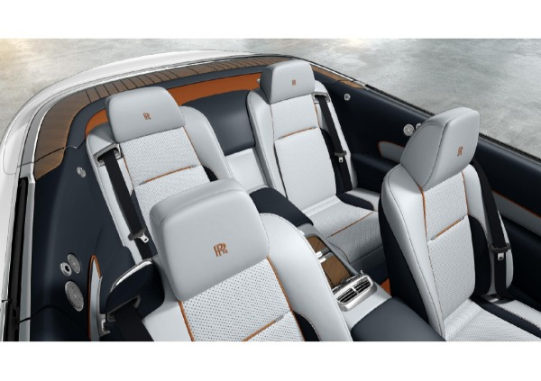 New 2021 Rolls-Royce Dawn for sale Sold at Pagani of Greenwich in Greenwich CT 06830 4