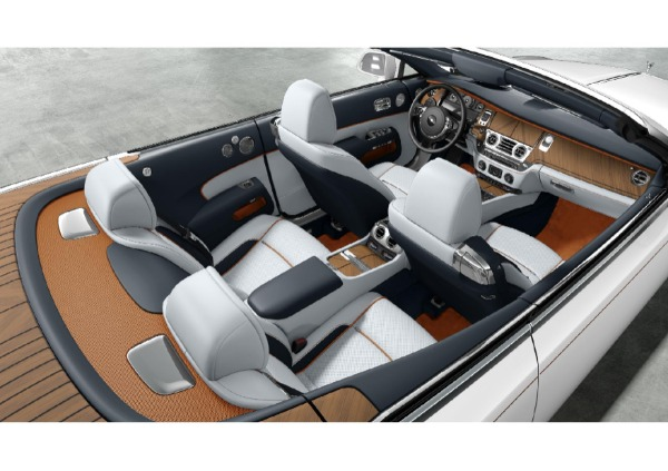 New 2021 Rolls-Royce Dawn for sale Sold at Pagani of Greenwich in Greenwich CT 06830 6