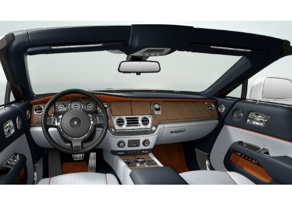 New 2021 Rolls-Royce Dawn for sale Sold at Pagani of Greenwich in Greenwich CT 06830 7