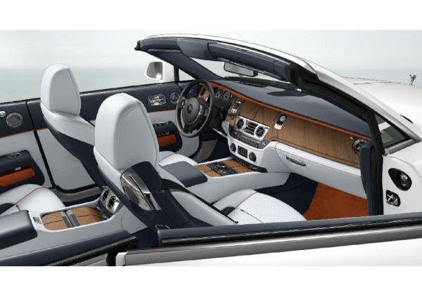 New 2021 Rolls-Royce Dawn for sale Sold at Pagani of Greenwich in Greenwich CT 06830 8