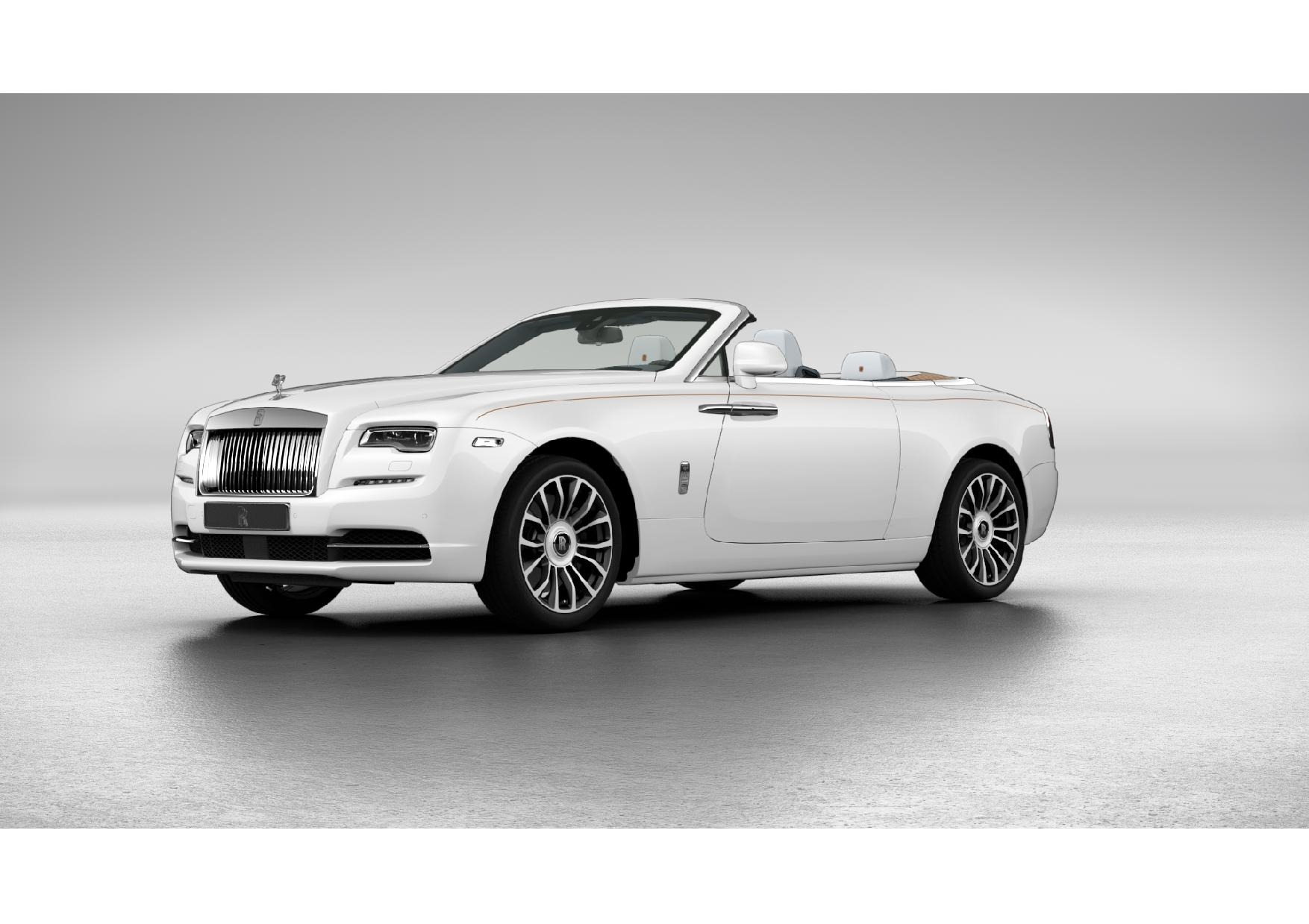 New 2021 Rolls-Royce Dawn for sale Sold at Pagani of Greenwich in Greenwich CT 06830 1