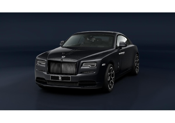 New 2021 Rolls-Royce Wraith Black Badge for sale Call for price at Pagani of Greenwich in Greenwich CT 06830 2