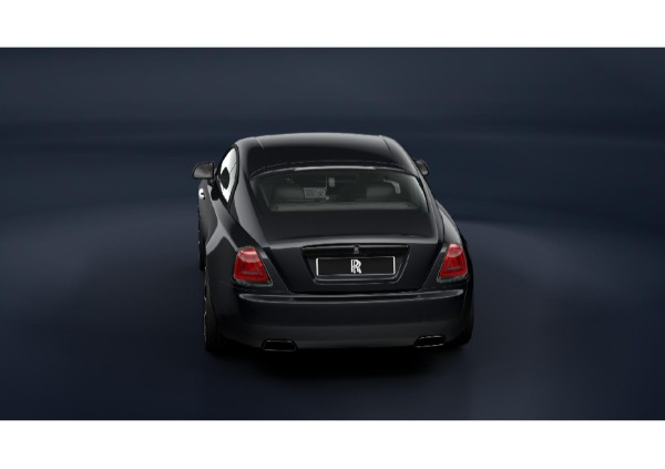 New 2021 Rolls-Royce Wraith Black Badge for sale Call for price at Pagani of Greenwich in Greenwich CT 06830 3