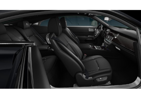 New 2021 Rolls-Royce Wraith Black Badge for sale Call for price at Pagani of Greenwich in Greenwich CT 06830 6