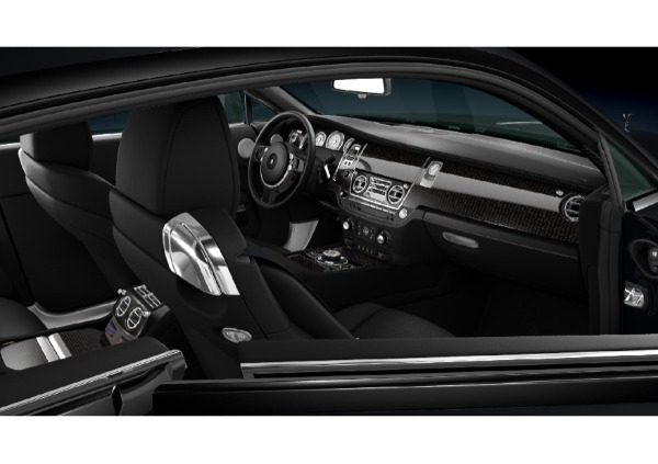 New 2021 Rolls-Royce Wraith Black Badge for sale Call for price at Pagani of Greenwich in Greenwich CT 06830 7