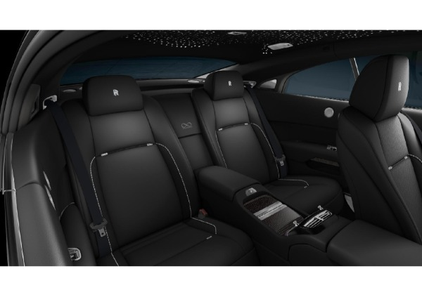 New 2021 Rolls-Royce Wraith Black Badge for sale Call for price at Pagani of Greenwich in Greenwich CT 06830 8