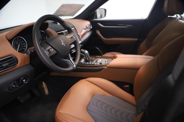 New 2021 Maserati Levante Q4 GranLusso for sale $93,385 at Pagani of Greenwich in Greenwich CT 06830 13