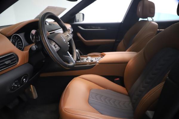 New 2021 Maserati Levante Q4 GranLusso for sale $93,385 at Pagani of Greenwich in Greenwich CT 06830 14