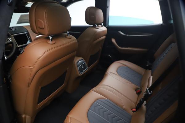 New 2021 Maserati Levante Q4 GranLusso for sale $93,385 at Pagani of Greenwich in Greenwich CT 06830 17