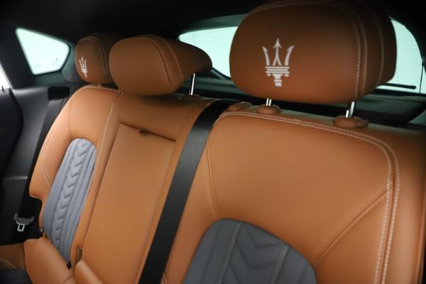 New 2021 Maserati Levante Q4 GranLusso for sale $93,385 at Pagani of Greenwich in Greenwich CT 06830 19
