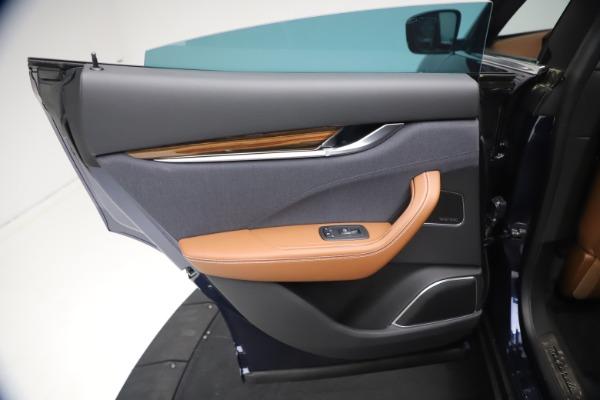 New 2021 Maserati Levante Q4 GranLusso for sale $93,385 at Pagani of Greenwich in Greenwich CT 06830 20