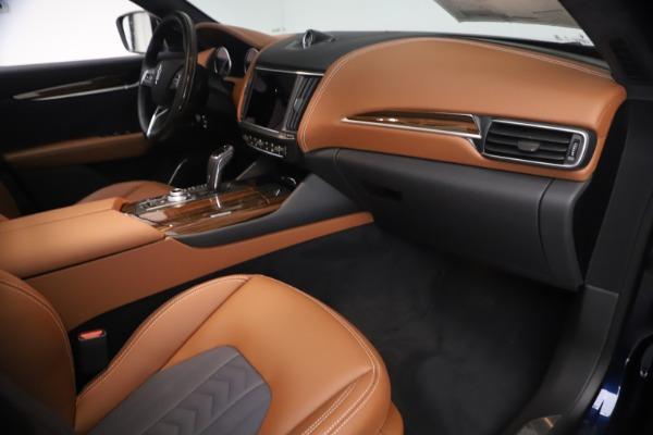 New 2021 Maserati Levante Q4 GranLusso for sale $93,385 at Pagani of Greenwich in Greenwich CT 06830 21
