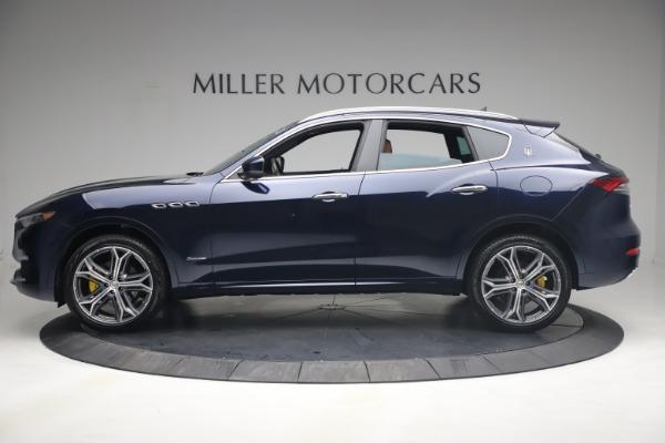 New 2021 Maserati Levante Q4 GranLusso for sale $93,385 at Pagani of Greenwich in Greenwich CT 06830 3