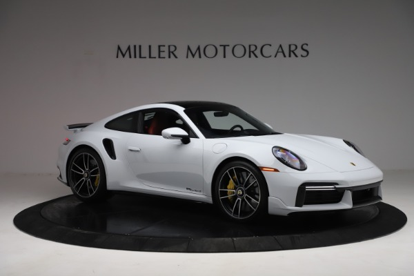 Used 2021 Porsche 911 Turbo S for sale Sold at Pagani of Greenwich in Greenwich CT 06830 10