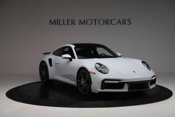 Used 2021 Porsche 911 Turbo S for sale Sold at Pagani of Greenwich in Greenwich CT 06830 11