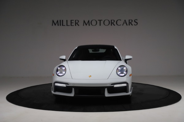 Used 2021 Porsche 911 Turbo S for sale Sold at Pagani of Greenwich in Greenwich CT 06830 12