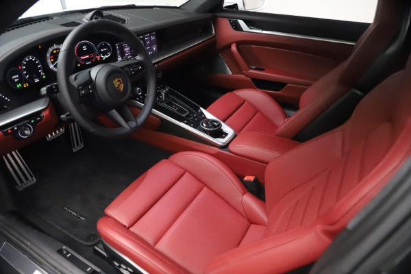 Used 2021 Porsche 911 Turbo S for sale Sold at Pagani of Greenwich in Greenwich CT 06830 13