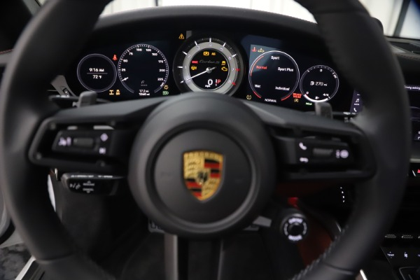 Used 2021 Porsche 911 Turbo S for sale Sold at Pagani of Greenwich in Greenwich CT 06830 20