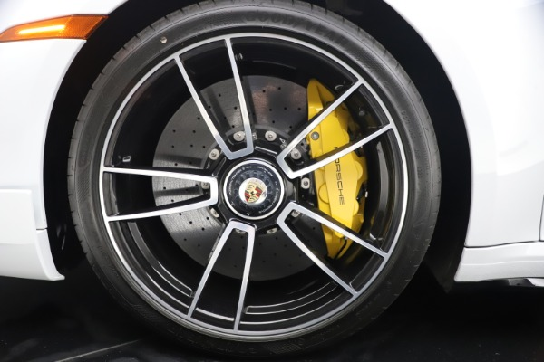 Used 2021 Porsche 911 Turbo S for sale Sold at Pagani of Greenwich in Greenwich CT 06830 24