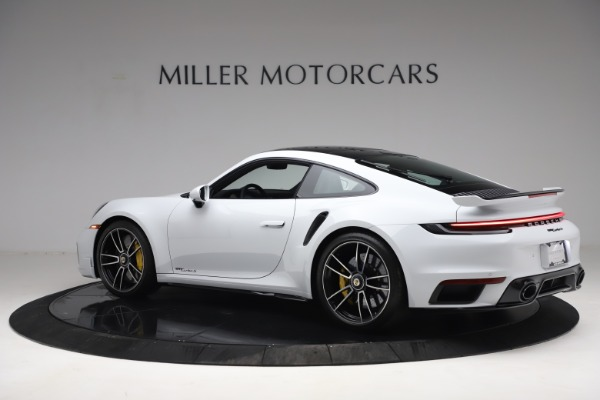 Used 2021 Porsche 911 Turbo S for sale Sold at Pagani of Greenwich in Greenwich CT 06830 4