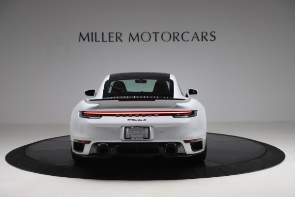 Used 2021 Porsche 911 Turbo S for sale Sold at Pagani of Greenwich in Greenwich CT 06830 6