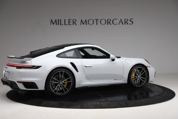 Used 2021 Porsche 911 Turbo S for sale Sold at Pagani of Greenwich in Greenwich CT 06830 8