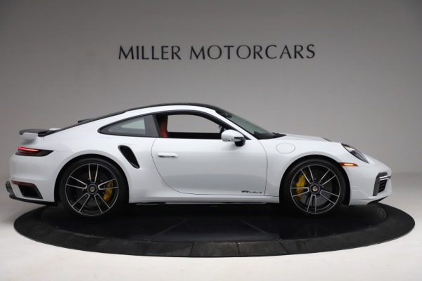 Used 2021 Porsche 911 Turbo S for sale Sold at Pagani of Greenwich in Greenwich CT 06830 9