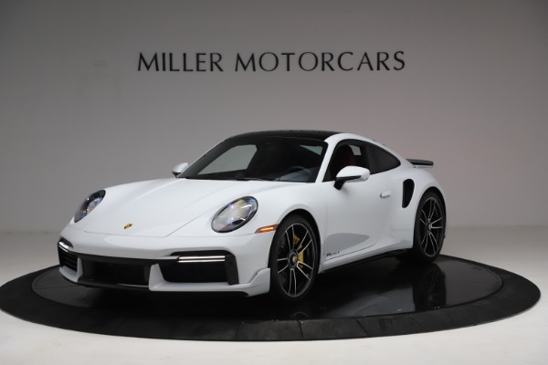 Used 2021 Porsche 911 Turbo S for sale Sold at Pagani of Greenwich in Greenwich CT 06830 1