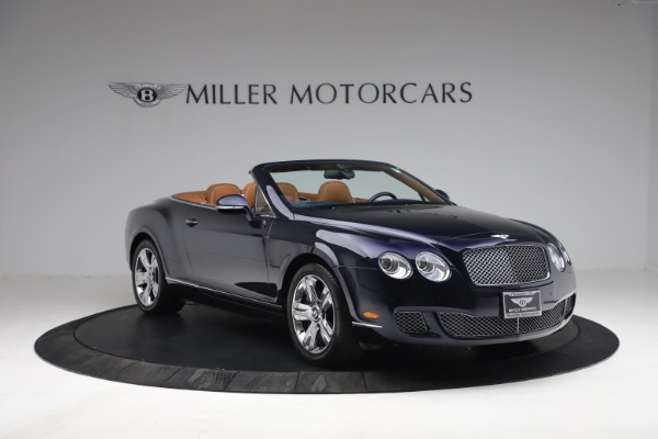Used 2011 Bentley Continental GTC GT for sale Sold at Pagani of Greenwich in Greenwich CT 06830 11