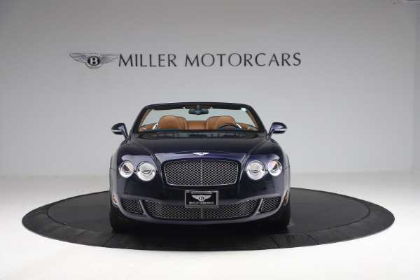 Used 2011 Bentley Continental GTC GT for sale Sold at Pagani of Greenwich in Greenwich CT 06830 12