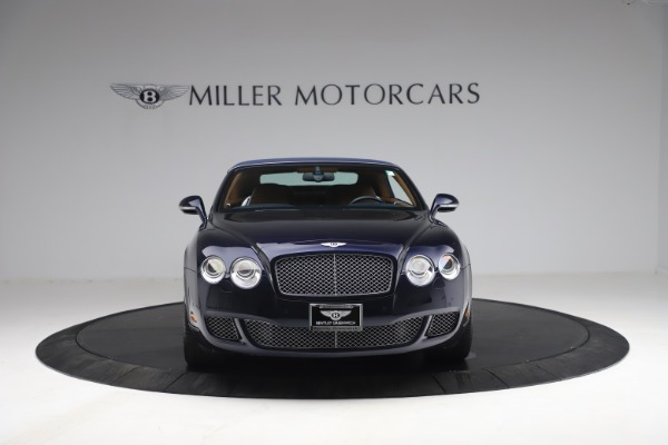 Used 2011 Bentley Continental GTC GT for sale Sold at Pagani of Greenwich in Greenwich CT 06830 13