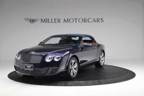 Used 2011 Bentley Continental GTC GT for sale Sold at Pagani of Greenwich in Greenwich CT 06830 14