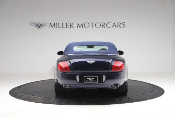 Used 2011 Bentley Continental GTC GT for sale Sold at Pagani of Greenwich in Greenwich CT 06830 17