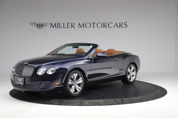 Used 2011 Bentley Continental GTC GT for sale Sold at Pagani of Greenwich in Greenwich CT 06830 2
